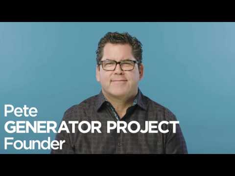 How can my company get involved in The GenWell Project? (formerly The Generator Project)