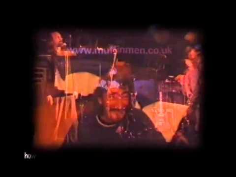 Jimmy Carl Black - Arthur Brown - The Muffin Men Live in London