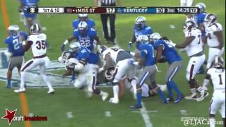 Josh Robinson vs Kentucky (2014)