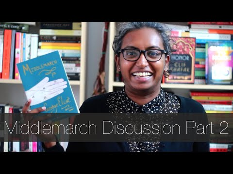 #MiddlemarchMadness | Middlemarch Discussion Part 2 (видео)