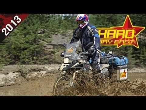 HARD WAY EAST 2013 - Demotrailer (видео)