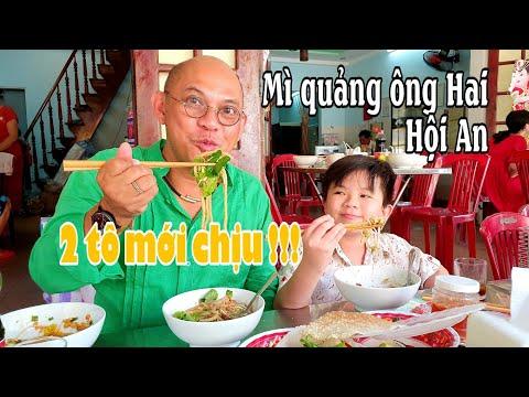 Food For Good #431: Hội An| Mì quảng nửa thế kỷ Ông Hai phải đổi tên là Hai Tô mới đúng ! - Thời lượng: 21:50.
