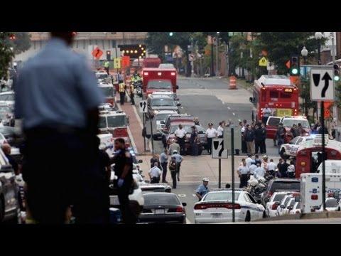 12 KILLED IN WASHINGTON NAVY YARD SHOOTING!
