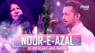 Nonton Noor-E-Azal Hamd by Atif Aslam and Abida Parveen 2017 OST Pakistan Film Subtitle Indonesia Streaming Movie Download