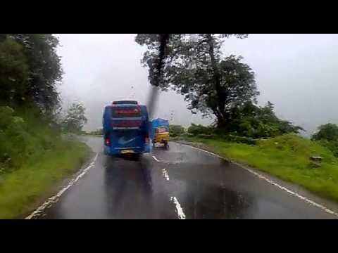 Video Kashedi Ghat Of Mumbai Goa Highway download in MP3, 3GP, MP4, WEBM, AVI, FLV January 2017