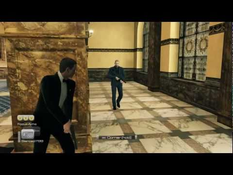 James bond 007: blood stone walkthrough hd - part 1