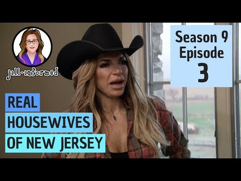 "Real Housewives of New Jersey (Recap) Season 9 Episode 3 ""The Jersey Breakfast Club"" (2018)"