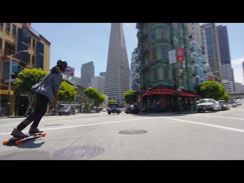 Boosted Boards – definitely FNH worthy..