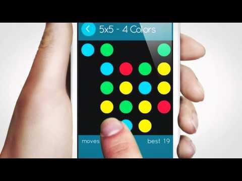 Video of Trios: A Match 3 Brain Teaser