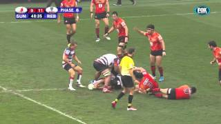 Sunwolves v Rebels Rd.4 2016 | Super Rugby Video Highlights