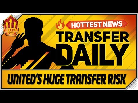 Solskjaer's World Record Transfer Bid? Man Utd Transfer News