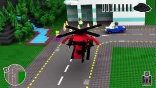 LEGO Sandbox Video Game