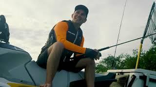 7. Fishing on the Sea-Doo 2019 FISH PRO