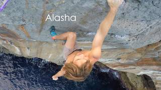 ALASHA FIRST FREE ASCENT UNCUT by Chris Sharma