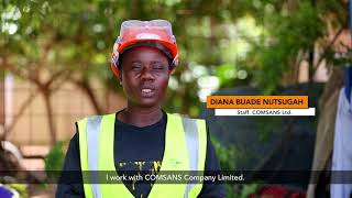 Interview with John Armah, Managing director of Comsans ltd