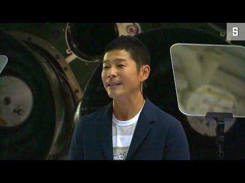 Weltraumtourismus mit SpaceX: Japanischer Milliardär  ...