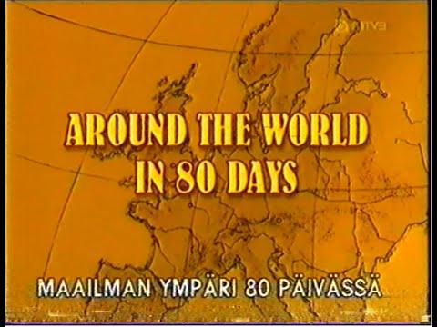 Jules Verne's Amazing Journeys: Around the world in 80 days (Finnish subtitles)