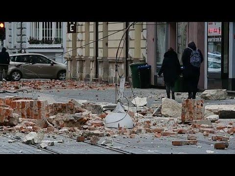 Σεισμός εν μέσω καραντίνας: Πανικός και αβεβαιότητα στους πολίτες…