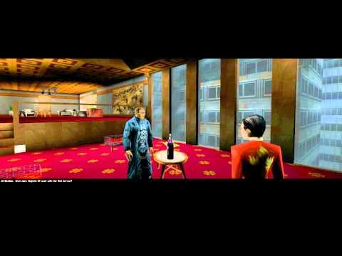 Deus Ex With Jay Z