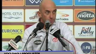 INTERVISTA ALBERTO BOLLINI DOPO GARA SALERNITANA-CESENA