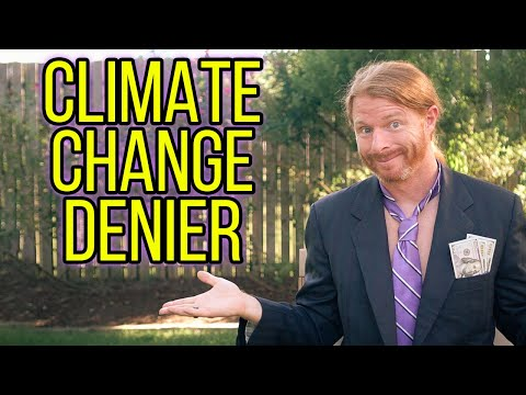 How to be a Climate Change Denier