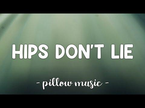Hips Don't Lie - Shakira (Feat. Wyclef Jean) (Lyrics) 🎵