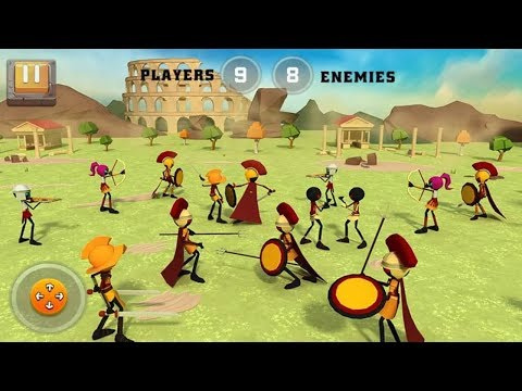 Battle Of Rome : War Simulator Android Gameplay