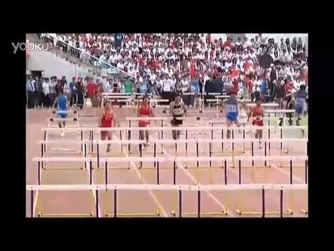 這位天生奇葩的跨欄選手從一開始就讓你狂笑飆淚,誇張的行徑連路人都想給他一腳飛踢!