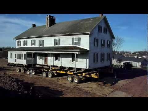 Wolfe House Movers – Leicht Residence Move in Elizabethtown, PA