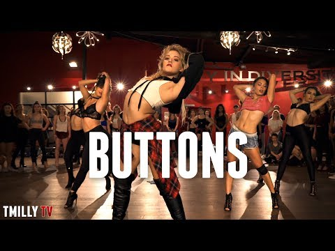 The Pussycat Dolls - Buttons - Choreography b