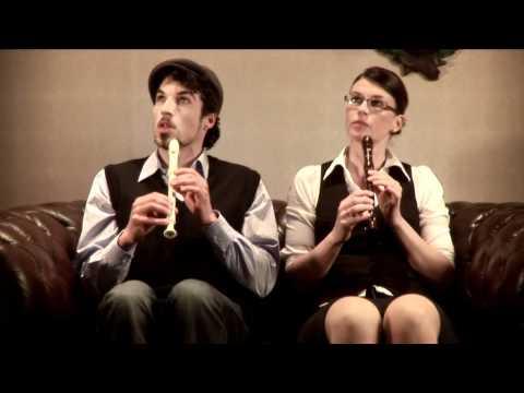 Hirschkuss - Flöte & Geige (1. Staffel)