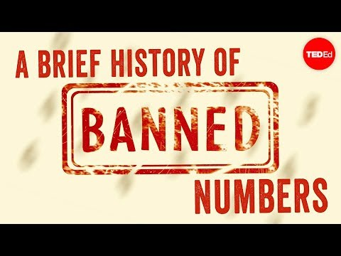 A brief history of banned numbers - Alessandra King