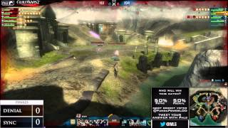 Sync vs Denial Esports - Game 1 - MLG Guild Wars 2 Invitational