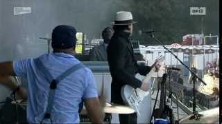 Jack White Rock Werchter 2012