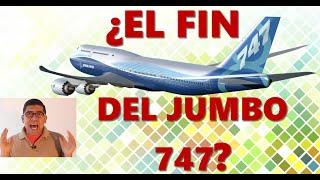 Video ¿El fin del Jumbo 747? - Noticias. (#14) MP3, 3GP, MP4, WEBM, AVI, FLV Juni 2018