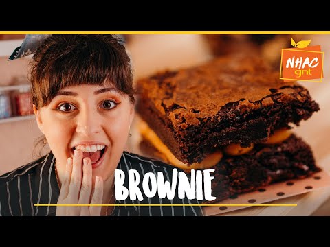 Que tal aprender a fazer 3 tipos de brownies?