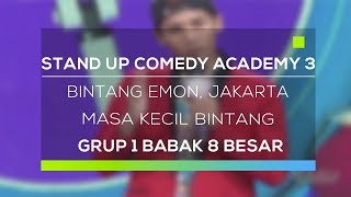 Video Stand Up Comedy Academy 3 : Bintang Emon, Jakarta - Masa Kecil Bintang MP3, 3GP, MP4, WEBM, AVI, FLV November 2017
