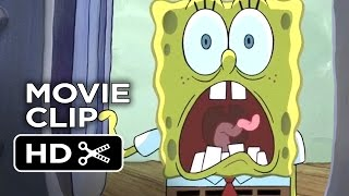 Nonton The Spongebob Movie  Sponge Out Of Water Movie Clip   Mega  2015    Animated Movie Hd Film Subtitle Indonesia Streaming Movie Download
