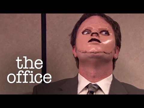 First Aid Fail // The Office US (видео)