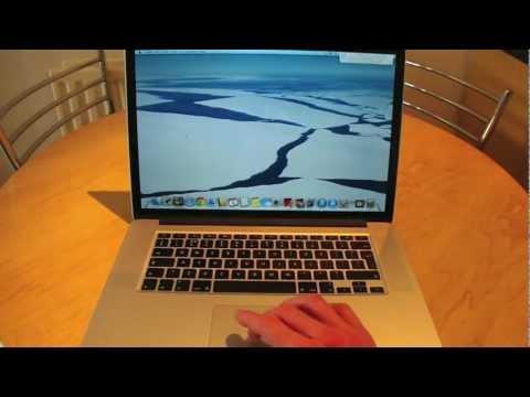 "Macbook Pro 15"" Retina review (mid 2012)"