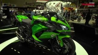 9. 2017 Kawasaki Z1000SX First View | Tech Specs & Details