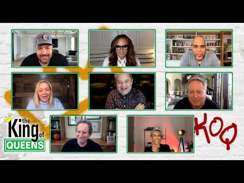 (OFFICIAL) THE KING OF QUEENS REUNION - FULL CAST TABLE READ   Q&A   TRIBUTE TO JERRY STILLER