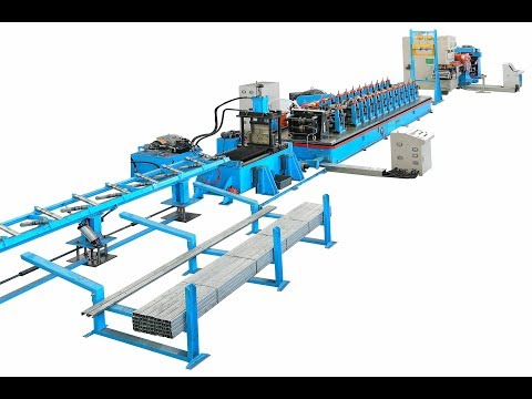 Sen Fung - C&Z Purlin Roll Forming Machine