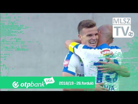 26. forduló: MTK - DVTK 2-1 (2-1)