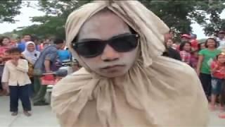 Atraksi Pocong (odong-odong Rewok Karawang) Video