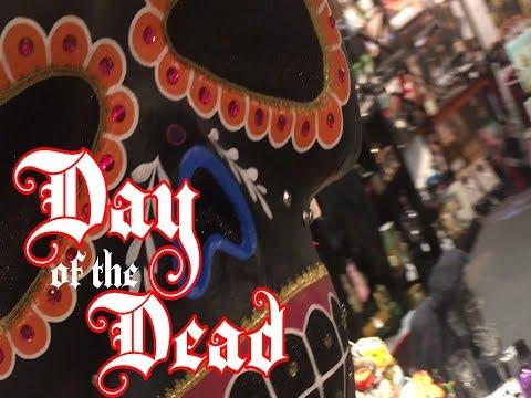 Awesome Dia de los Muertos Decorations in HB