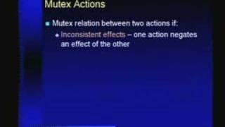 Lecture - 19 GraphPLAN And SATPlan