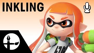"Watch ""Inkling Smashified – Time Lapse Painting (Commentary feat. Sean Hicks)"" on YouTube"