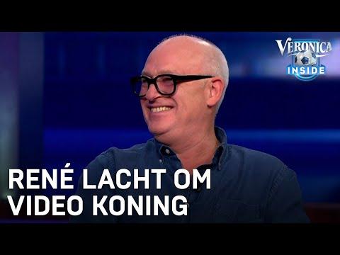 René lacht: 'De koning moet nog één keer door het stof!' | CHAMPIONS LEAGUE