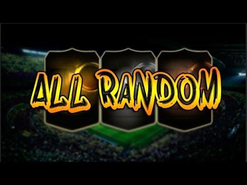 FIFA 15 ALL RANDOM #1